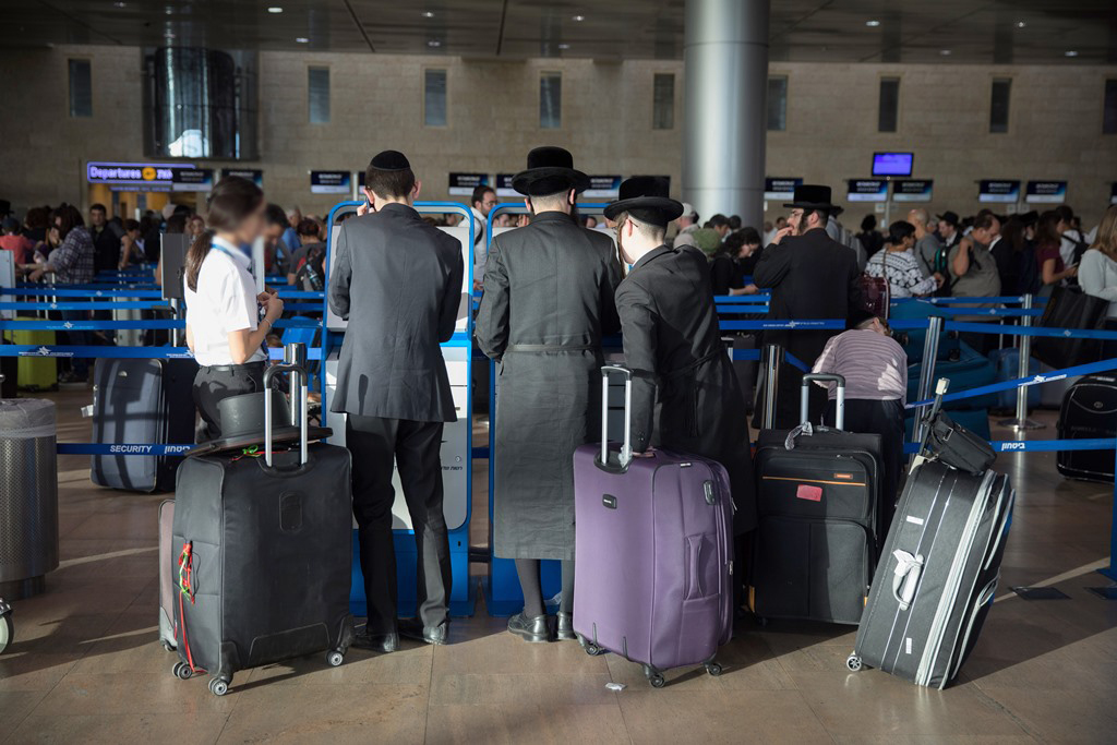 בשל מחסור במאבטחים: טיסות יבוטלו החל בשבוע הבא