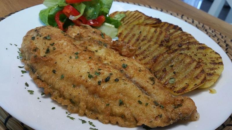 האוכל דג ביום דג: מתכון למושט בטמפורה