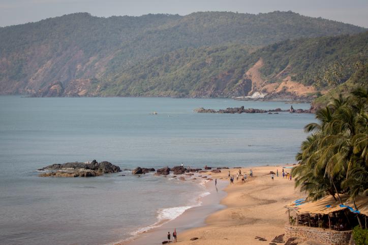 המסע להודו: נפרדים ממייסור ומגיעים לגואה