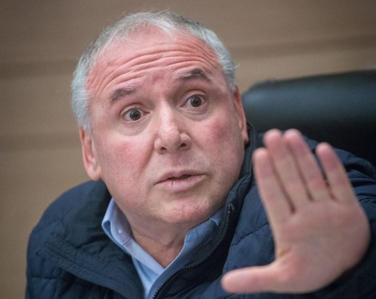 """יו""""ר הקואליציה אמסלם: """"אשקול להתמודד לראשות העיר ירושלים"""""""