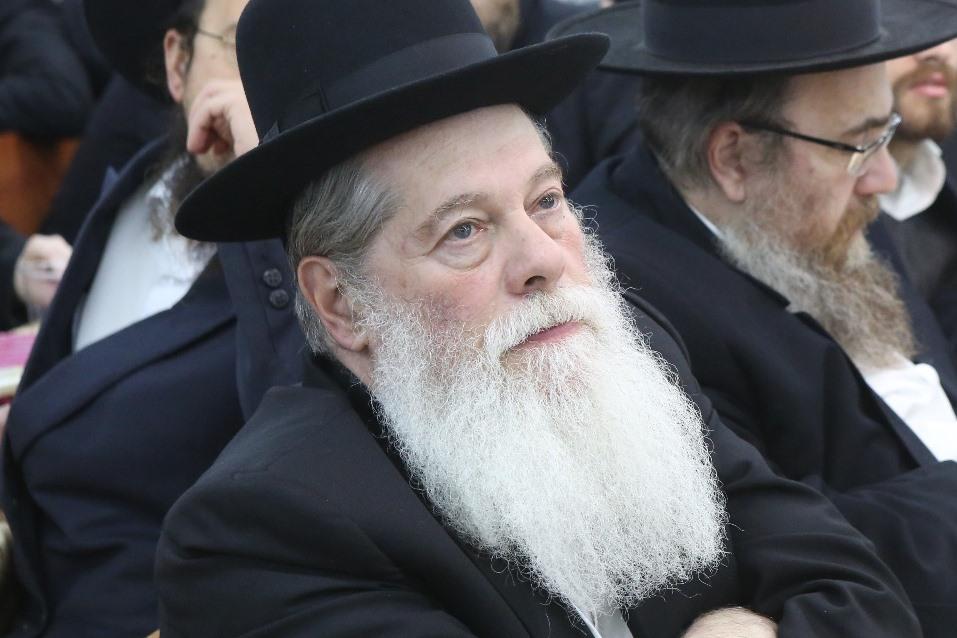 """ערב שמחת הברית לנכדו: הרב משה אלטמן ז""""ל"""
