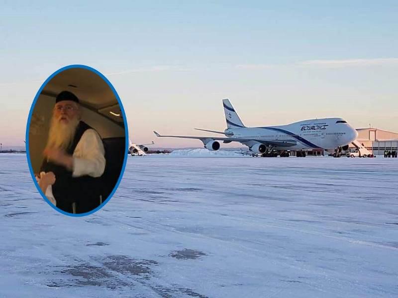 אחרי עיכוב ארוך: הטיסה נחתה בישראל