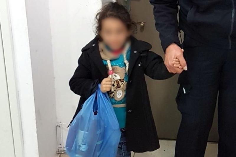 ערבי מעזה נטש את בתו החולה בתוך ישראל
