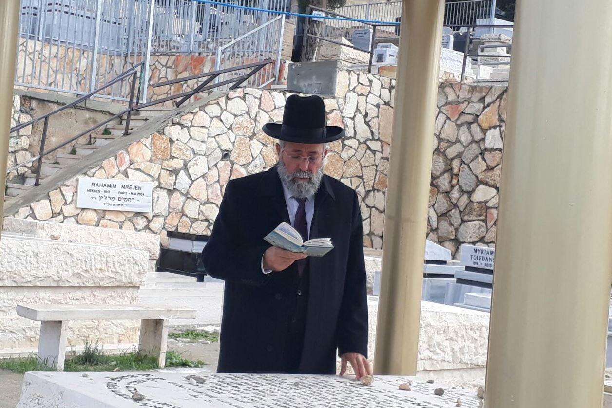 יש רב למבשרת: הרב שלמה בן עזרא נבחר לרב המועצה
