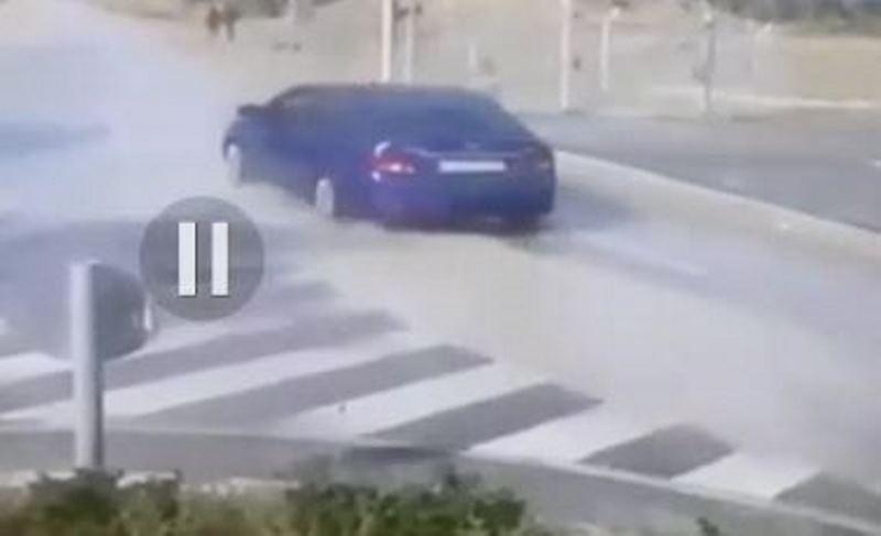 כך בוצע הפיגוע; הנהג פונה ודורס • צפו