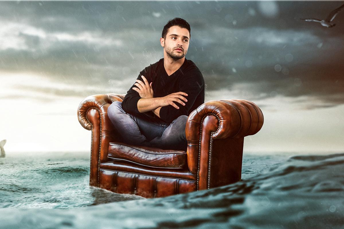 סינגל רביעי בדרך לאלבום: איציק דדיה שר