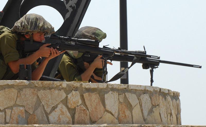 קרב יריות הלילה בגבול ישראל מצרים