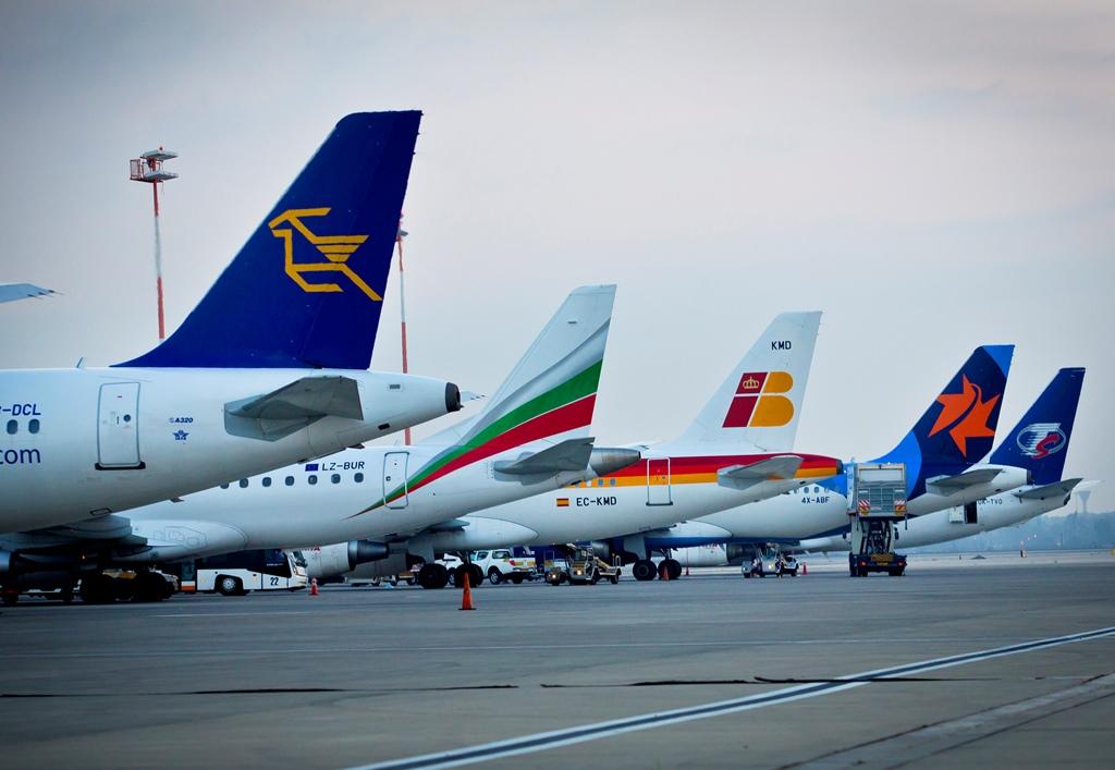"""חברות התעופה הצומחות בנתב""""ג ב–2017"""