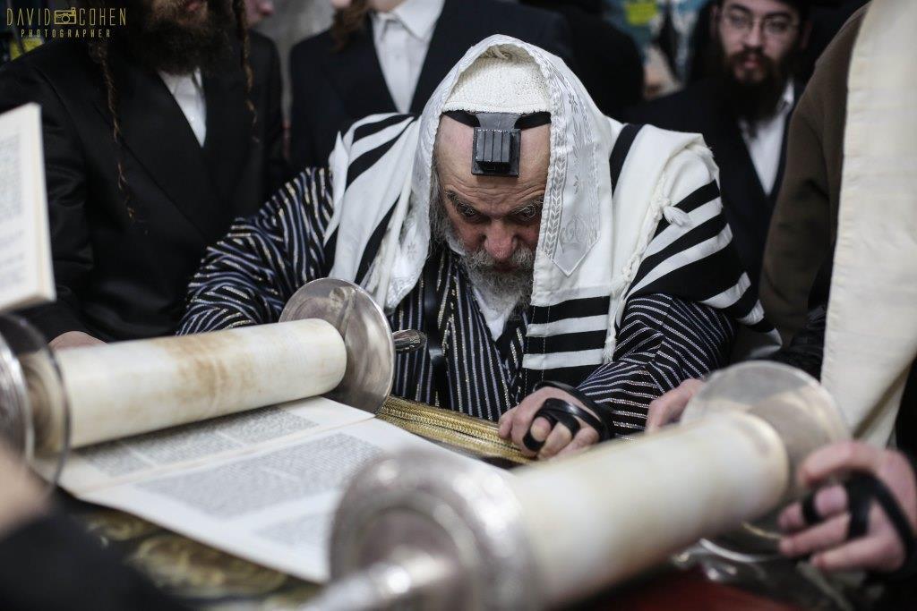 """הגאב""""ד הישיש מארה""""ב ערך תיקון שובבי""""ם אצל הרשב""""י"""