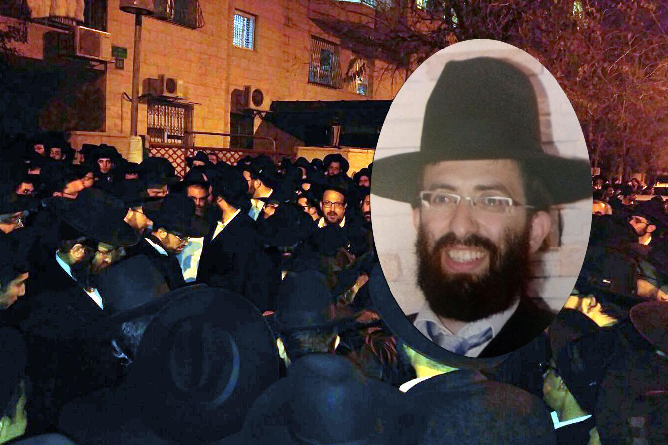 הטרגדיה באלעד: רב קהילה נפטר פתאומי