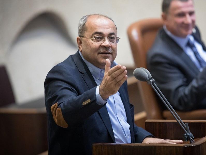 צפו • אחמד טיבי בנאום מפתיע על השואה