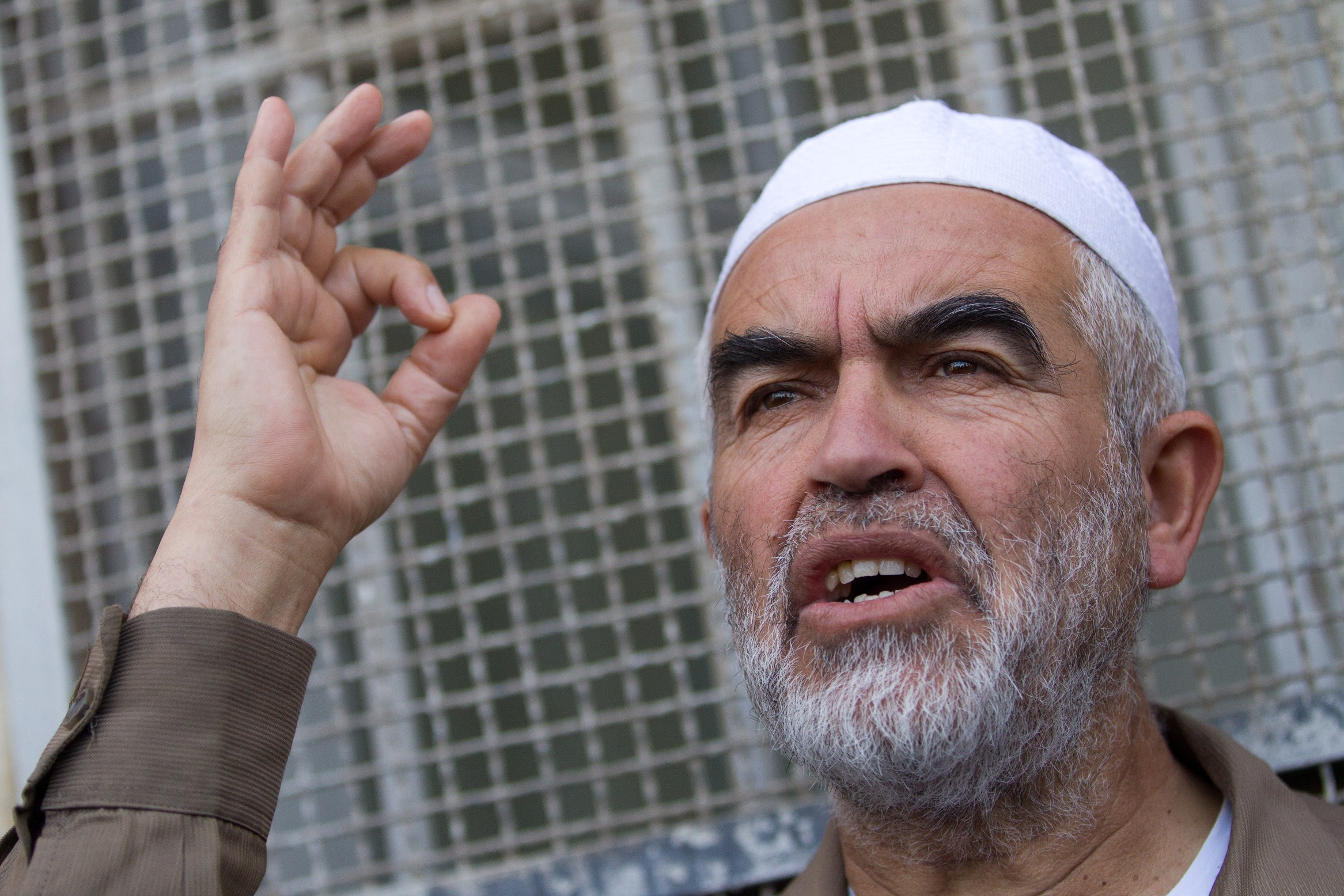 Israeli Police suggesting Charges Against Islamic Movement Leader Ra'ad Salach