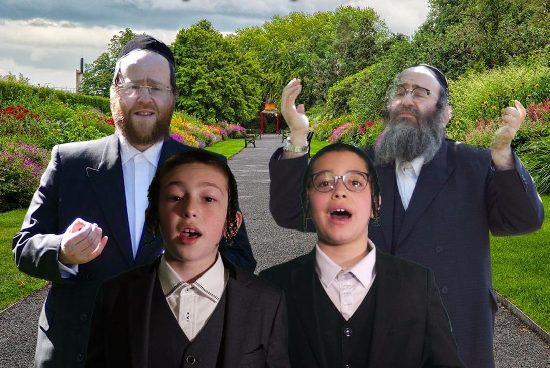 """מתכוננים לט""""ו בשבט: ילדי הפלא והאחים שרים"""