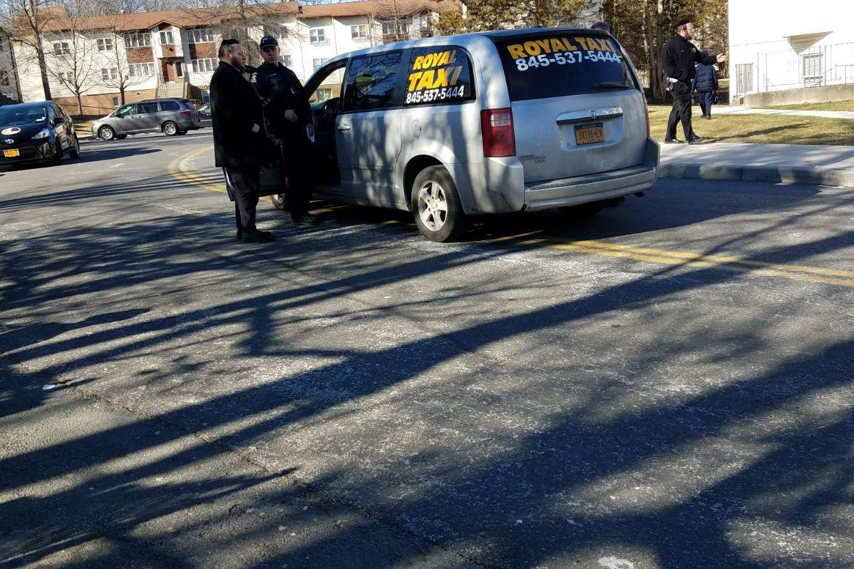 """""""גוי רוצח"""": ילד בן 4 נפצע קשה מדריסה"""