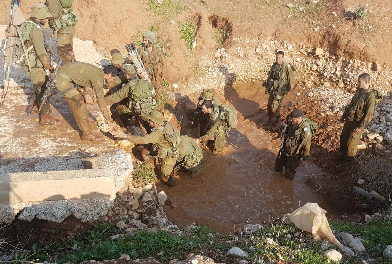 צפו: חיילי