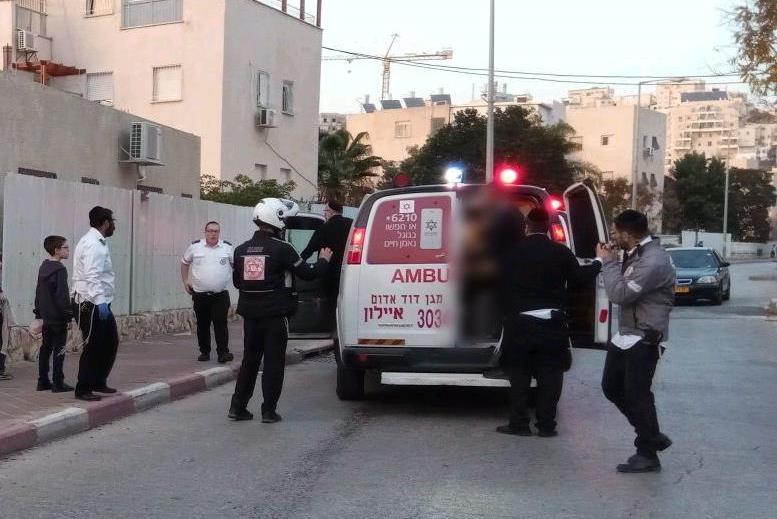 מ.עילית: משה בן ציפורה בן ה-8 נפצע אנוש