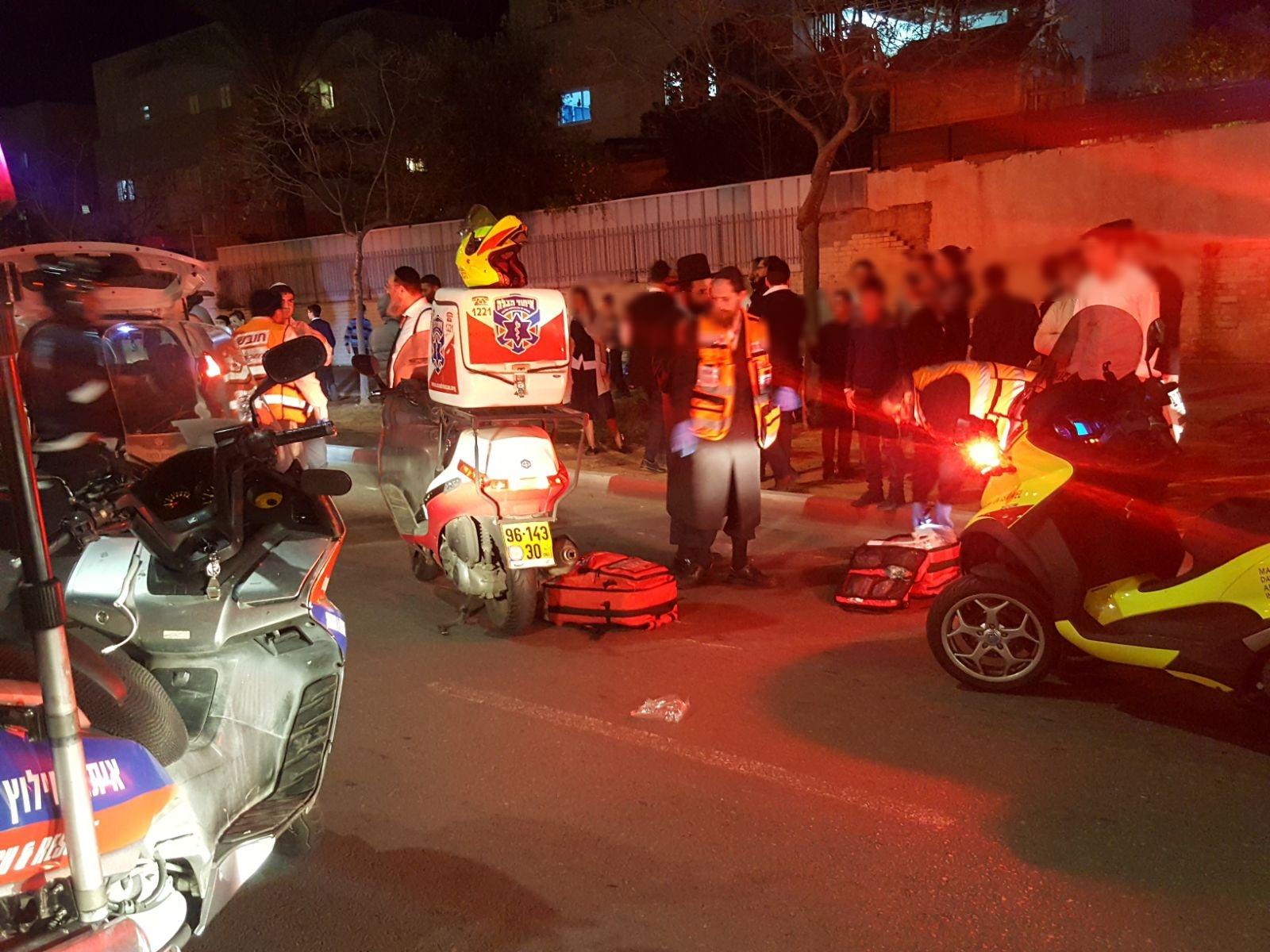 תוך 3 שעות: ילד נוסף נפצע קשה בתאונה