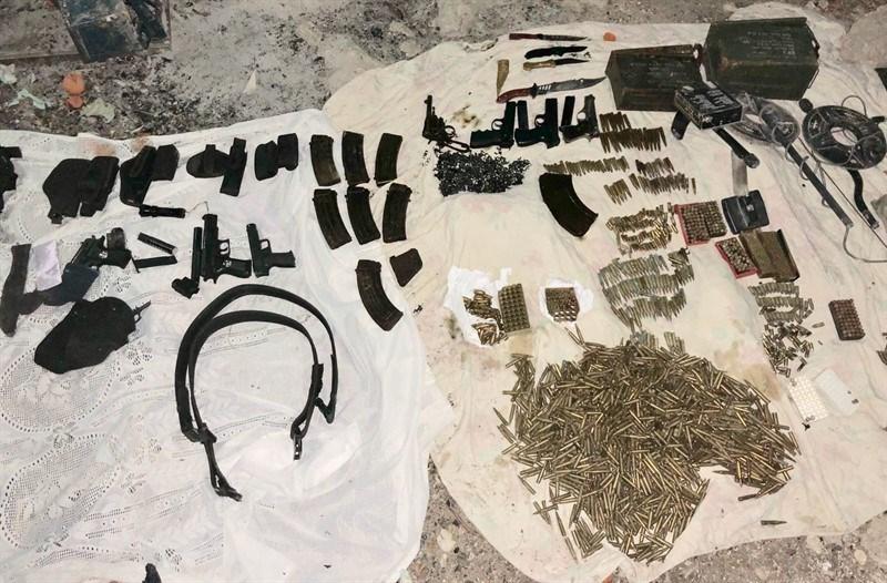 מבצע לילי: עשרה מבוקשים ועשרות כלי נשק