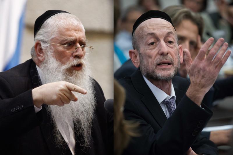 """הח""""כים תקפו: עשרות מפגינים נגד גדולי ישראל ורבע מיליון חרדים"""