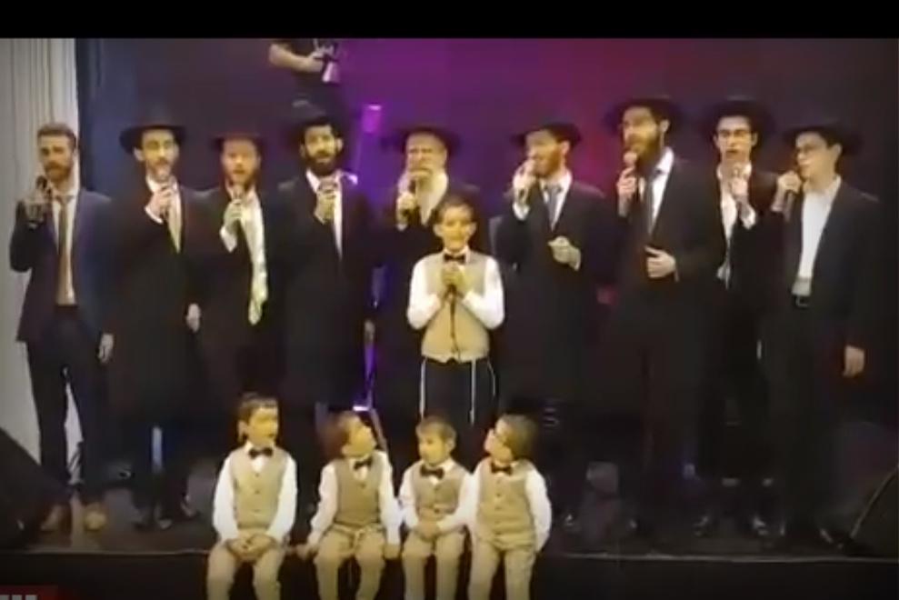 הבת היחידה התחתנה, והאחים הקדישו לה שיר