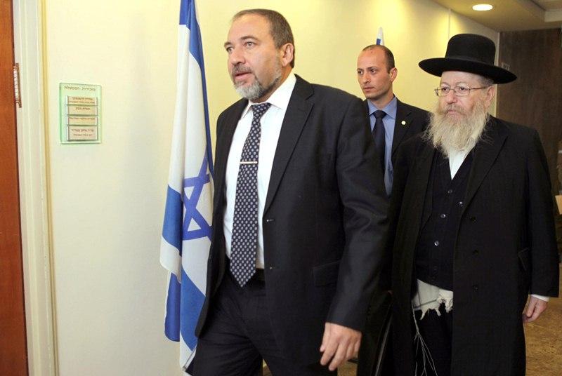 ישראל ביתנו: אם חוק הגיוס יעבור - נפרוש מהקואליציה