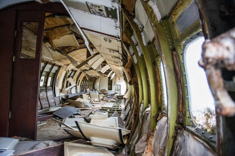 אחרי רוסיה: מטוס נוסעים איראני התרסק