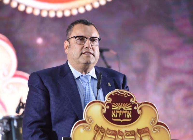 המועמד לראשות עיריית י-ם נגד