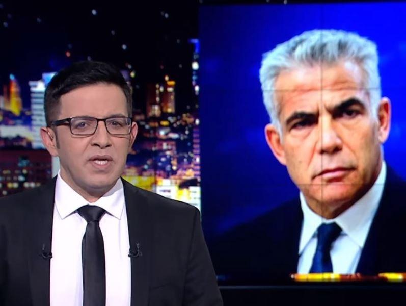 צפו: המגיש אמיר איבגי כותש את יאיר לפיד
