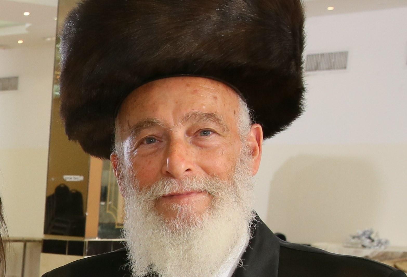 """איש החסד מביתר: הרב צבי חיים קוריץ ז""""ל"""