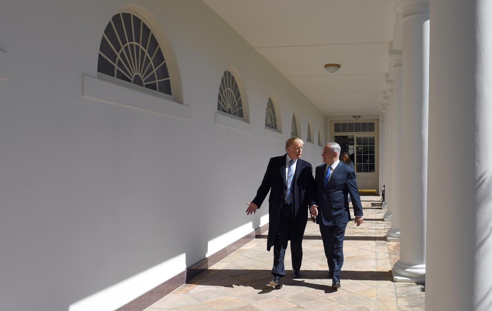 """ראש הממשלה בוושינגטון על משבר הגיוס: """"זה לא בהישג יד"""""""