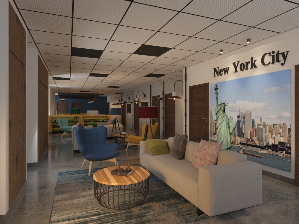 רוח וחומר: האדריכלית החרדית שמעצבת את Success Center