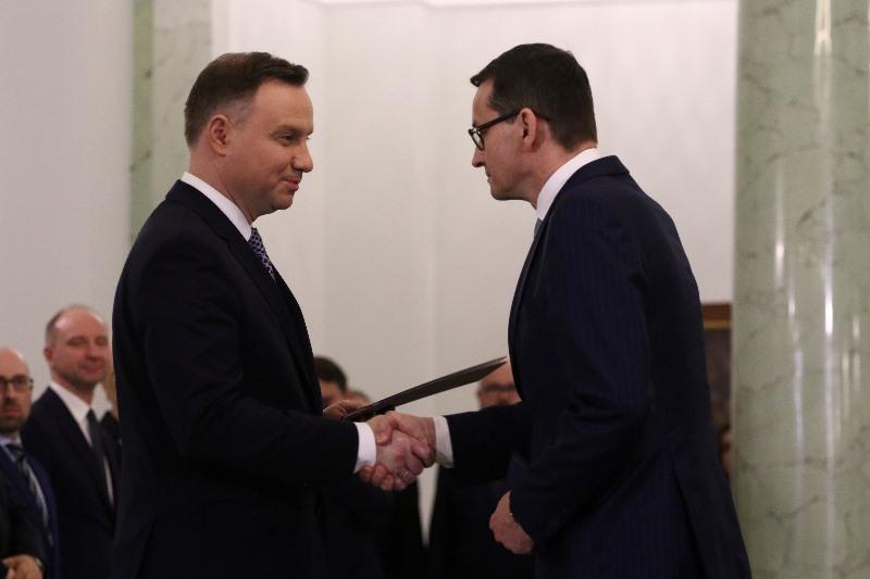 """נשיא פולין מכה על חטא: """"סליחה מהיהודים"""""""