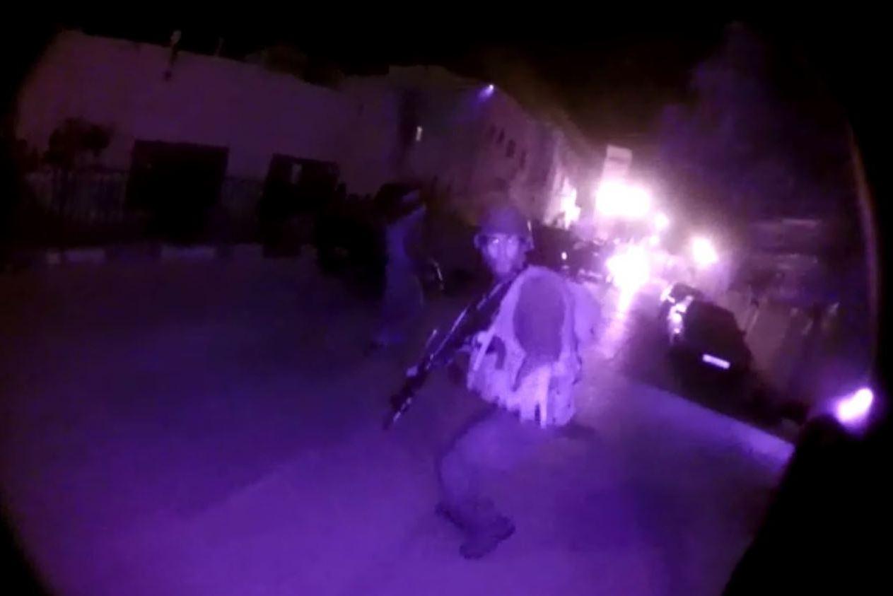 צפו: הלוחמים החרדים נתקלו באש חיה שנפתחה לעברם בג
