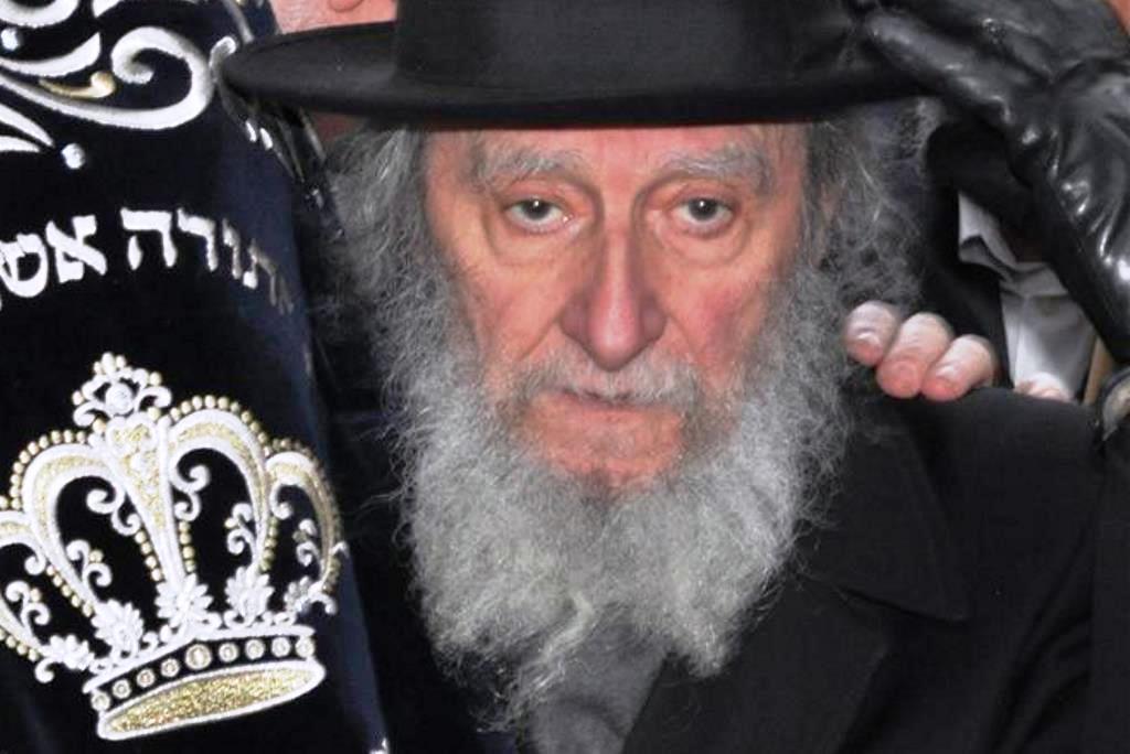 """מבוני בעלזא: רבי אברהם יצחק ענגל ז""""ל"""