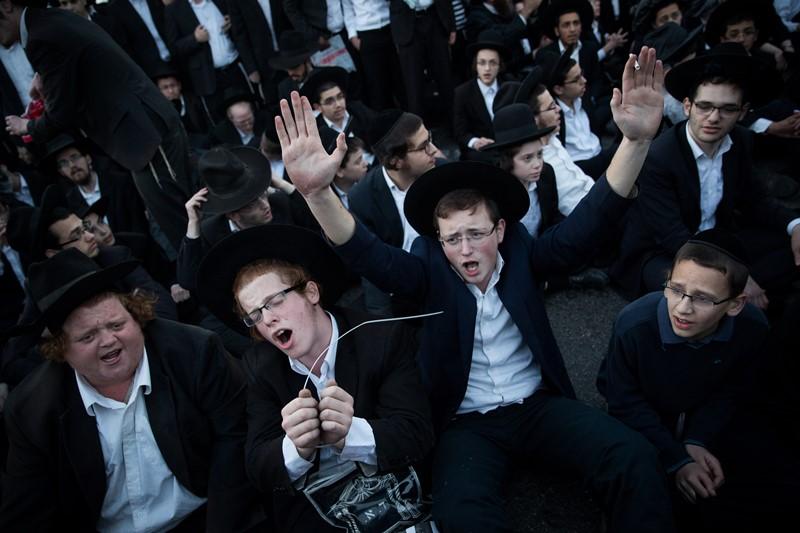 """המשך המעצר: הפלג הירושלמי יחסום את ב""""ב"""
