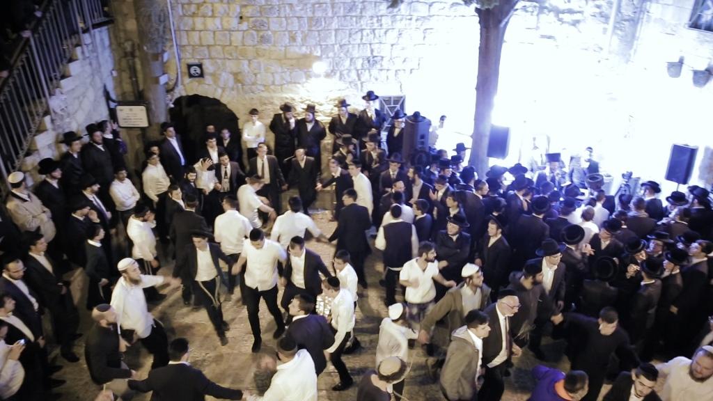 פורים באתרא קדישא אצל נעים זמירות ישראל דוד המלך