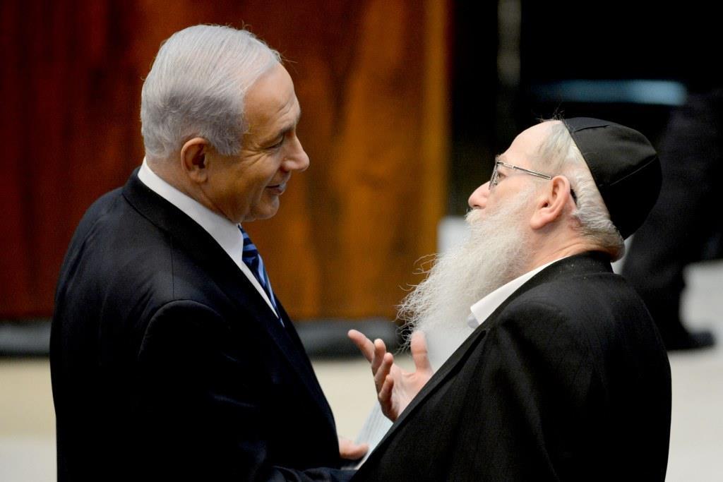 יש פשרה: המועצת של אגודת ישראל אישרה לתמוך בתקציב