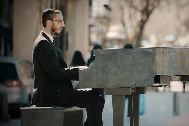 """מ-0 ל-100 ב-4 דקות: קליפ חדש של שמחה פרידמן - """"נשמה"""" • צפו"""