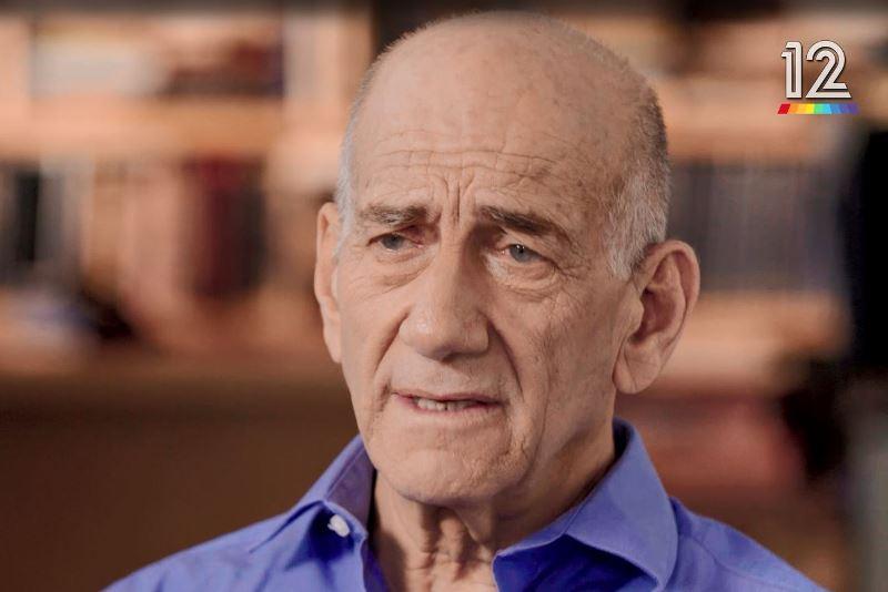 צפו | אולמרט בראיון ראשון: ברק טרפד עסקה לשחרור שליט