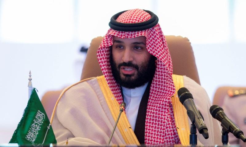 """יורש העצר הסעודי הפתיע: """"חמינאי הוא ההיטלר החדש"""""""