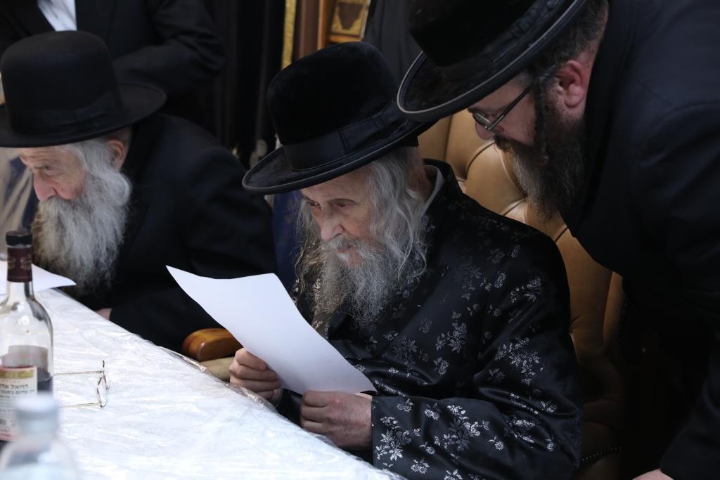 """בגוש 80 הרבנים התאספו למען """"קופת הגאב""""ד"""""""