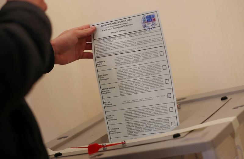 הבחירות ברוסיה: זיופים מול המצלמה | צפו