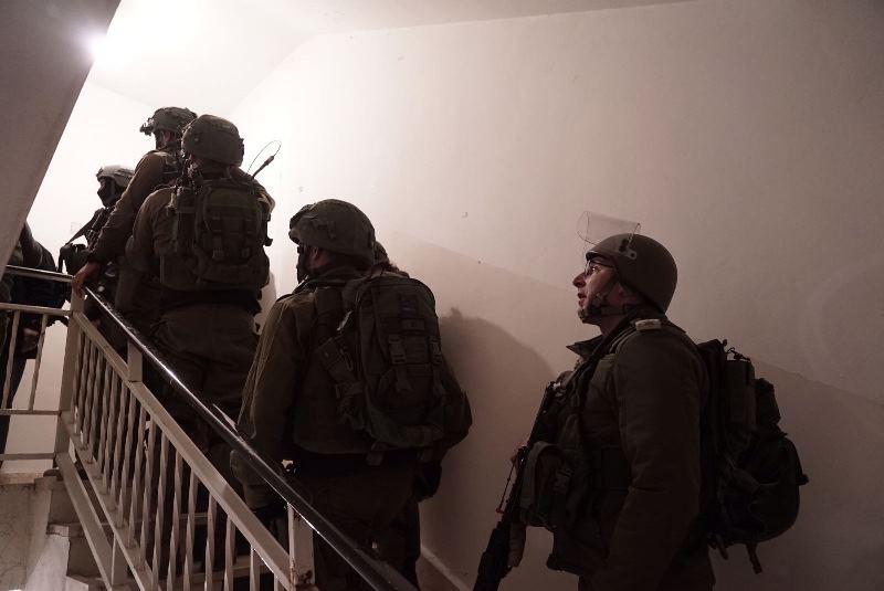 במבצע לילי: כוחות הביטחון עצרו 15 מבוקשים