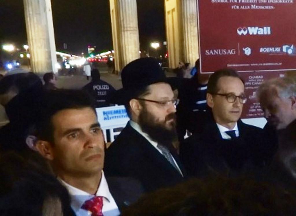 טוב ליהודים: הקהילה מרוצה ממינוי שר החוץ הגרמני