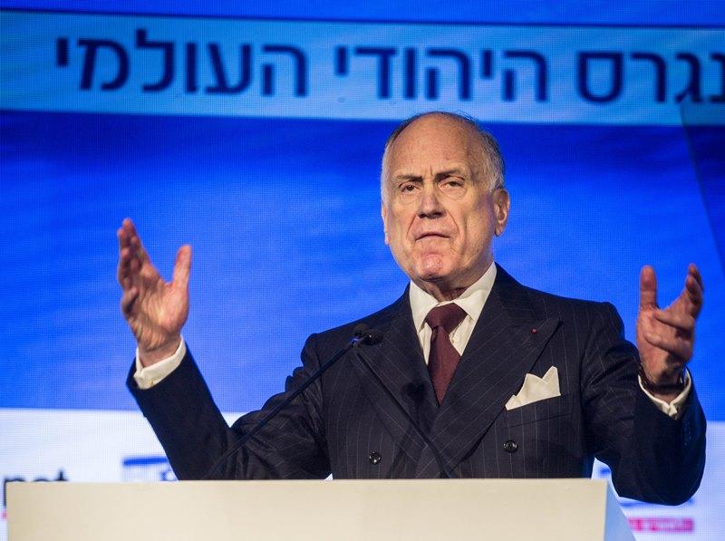 """נשיא הקונגרס היהודי נגד החרדים בישראל: """"אשמים בהתבוללות"""""""