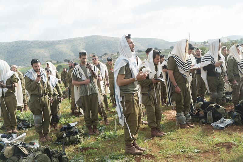 צפו: החיילים החרדים כבשו את היעד באש חיה