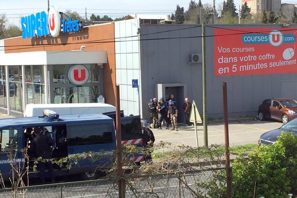 האירוע בצרפת: המשטרה חיסלה את המחבל