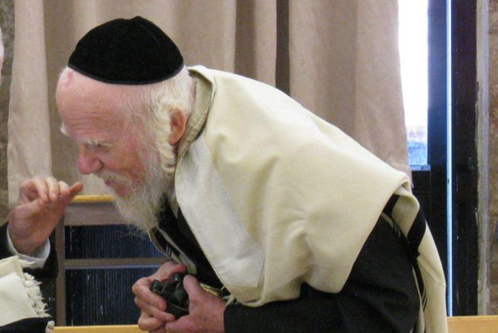 """זקן ויושב בישיבה: רבי יוסף שמואל רוזנבלט זצ""""ל"""