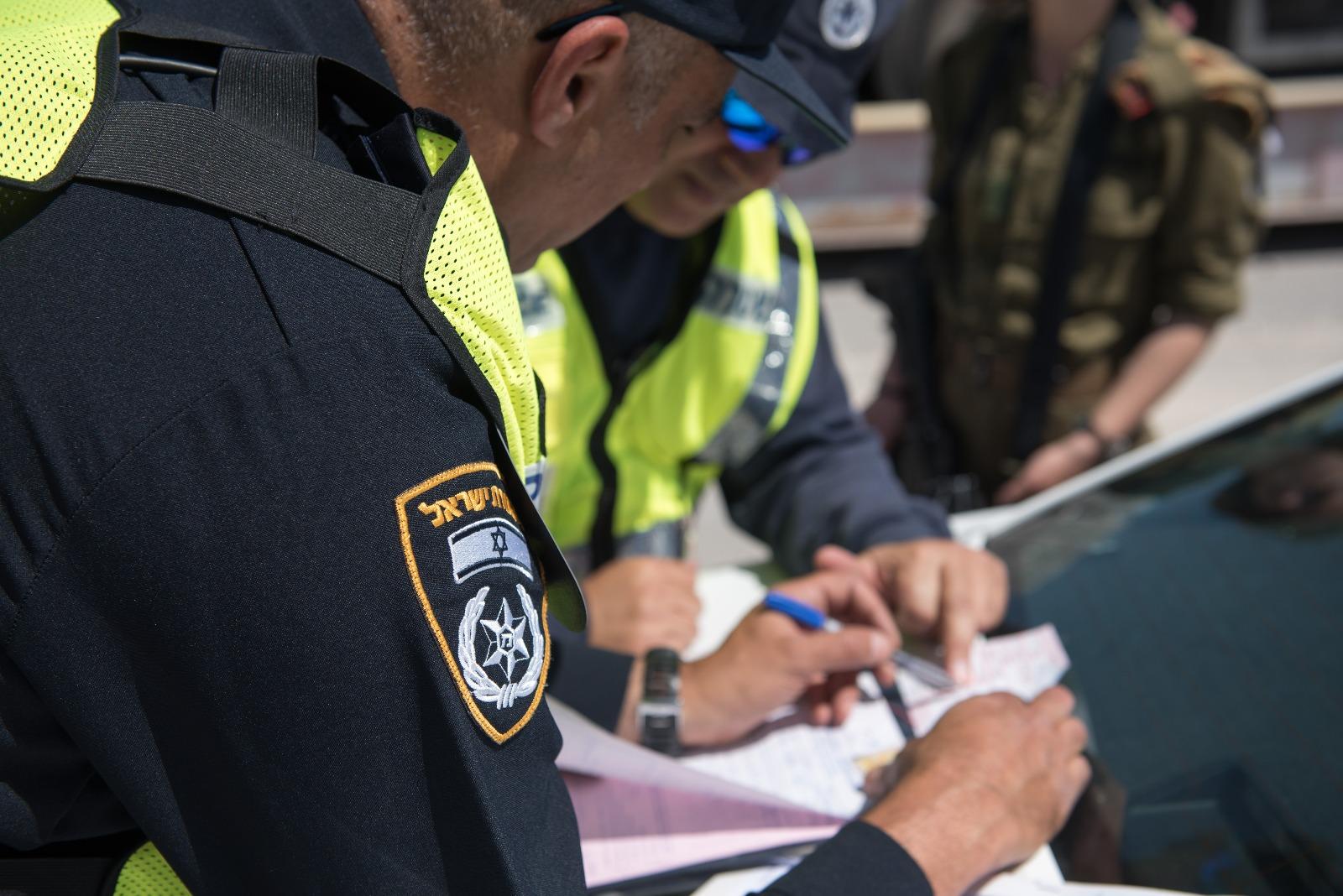 הנציב ממליץ: שוטר שהורשע - יפסיק לשרת במשטרה