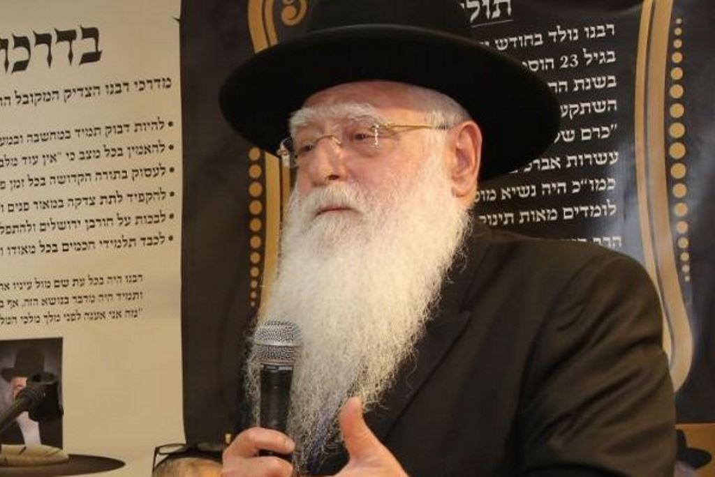 הרבנות הראשית האריכה את כהונת הרב פינטו